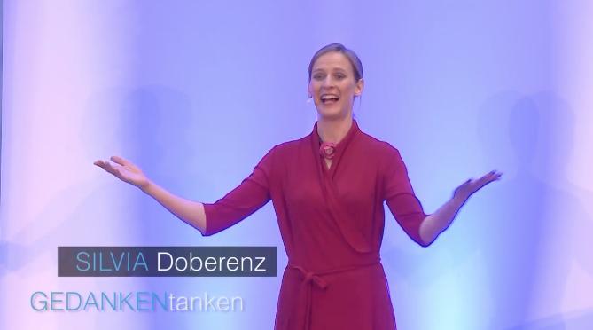 Silvia Doberenz Speakerin Gedankentanken